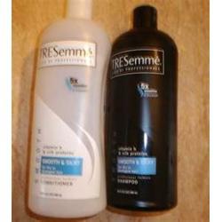 TRESemmé® Smooth & Silky Touchable Softness Shampoo