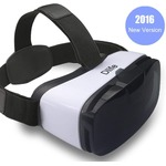 Dlife(TM) 3D VR Glasses NEW VERSION Virtual Reality Headset Movie Game For IOS/Android/Microsoft & PC Phones Series