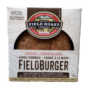 Field Roast Hand-Formed Vegan FieldBurger