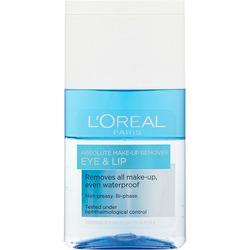 L'Oréal Paris Absolute Make Up Remover Eye & Lip