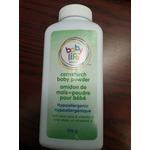baby life brand cornstarch baby powder