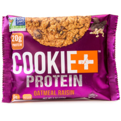 Cookie+ Protein - Oatmeal Raisin