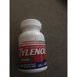 Tylenol Allergy Extra Strength