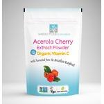 Whole Food Remedies Acerola Cherry Powder
