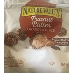 Nature Valley Granola Bites Peanut Butter