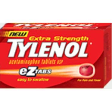 TYLENOL Extra Strength 500mg EZTABS
