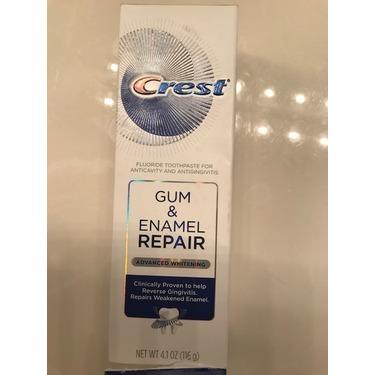 Crest Gum and Enamel Repair Toothpaste