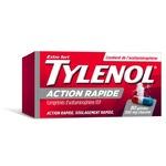 TYLENOL® Rapid Release Gelcaps Extra Strength