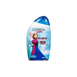 L'Oreal Kids Disney Frozen 2in1 Shampoo - Icy Melon