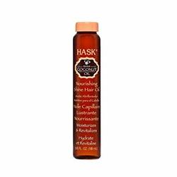 Hask Monoi Coconut Oil Nourishing Shine Hair Oil