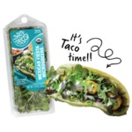 Organic microgreens