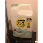 Tidy Cats Free and Clean Unscented cat litter