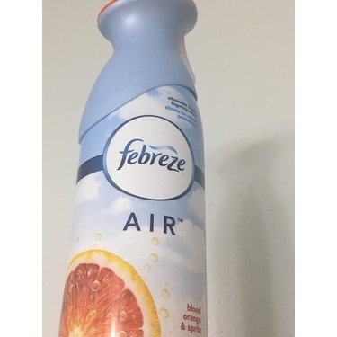 Febreze Air effects spray