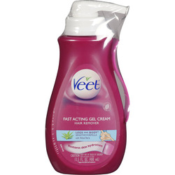 Veet Dry Skin Hair Removal Gel Cream