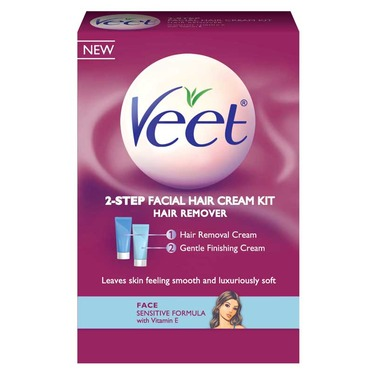 Veet Facial Cream Kit