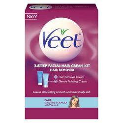 Veet Facial Cream Kit