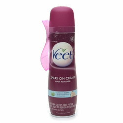 Veet Spray On Hair Removal Cream