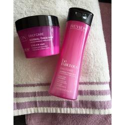 Revlon Professional - Be Fabulous Daily Care Shampoo & Mask