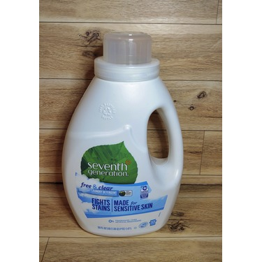 Seventh Generation™ Free & Clear Natural Liquid Laundry Detergent