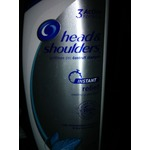 Head and shoulders instant relief