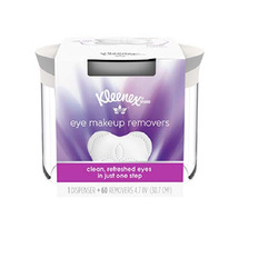 Kleenex Eye Makeup Remover