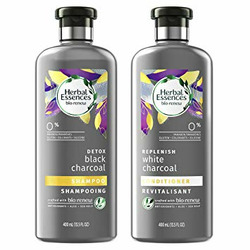 Herbal Essence black charcoal shampoo