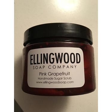 Ellingwood soap company Body scrub