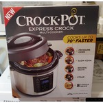 Crock-Pot Express Crock Programmable Multi-Cooker