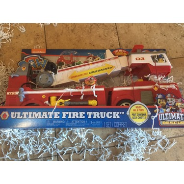 Paw Patrol Ultimate Rescue Ultimate Fire Truck