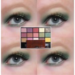 Hard Candy look pro eyeshadow palette earthy vixen