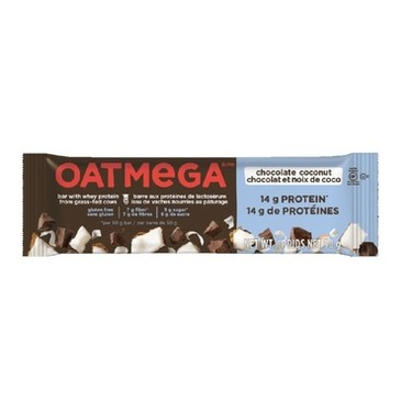 Oatmega Chocolate Coconut