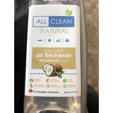 All Clean Natural Air Freshener Coconut