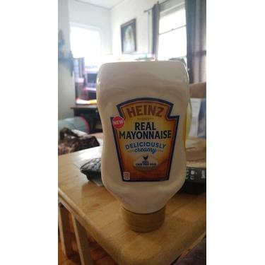 Heinz real mayonaise