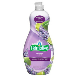 Palmolive dish liquid soap lavender and lime