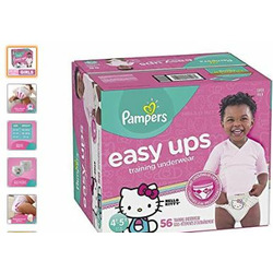Pampers Easy Ups Pull On Disposable Training Diaper