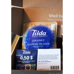 Tilda Basmati Coconut Rice
