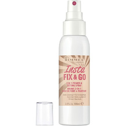 Rimmel London fix and go 2 in 1 primer and setting spray