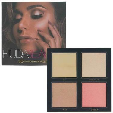 Huda Beauty 3D Highlight Palette