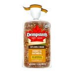 Dempster's 100% Whole Grains Honey & Oatmeal Bread