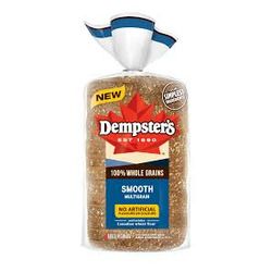 Dempster's Smooth Multigrains Bread