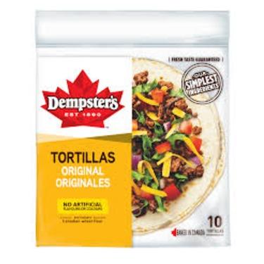 """Dempster's 7"""" Original Tortillas"""