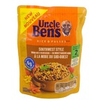 Uncle bens rice & pulses Southwest Style