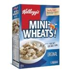 Kellogg's Mini-Wheats Cereal Original