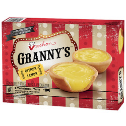 Vachon Granny's Lemon Tarts