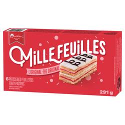 Vachon Mille Feuilles Flaky Pastries