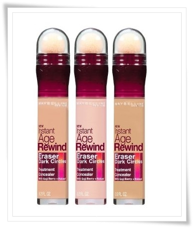 Maybelline New York Instant Age Rewind Eraser Treatment Makeup ...