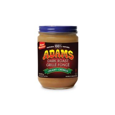 Adams Peanut Butter Dark Roast