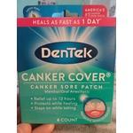 Dentek canker cover
