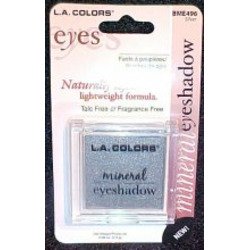 L.A. Colors Mineral Eyeshadow