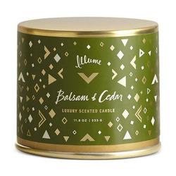 Illume Balsam & Cedar Candle